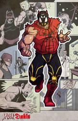 Spider Diablo by eL-HiNO