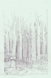 The Owl's Wood by maryanne42