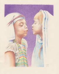 Yorkshire Journal Illustration by maryanne42