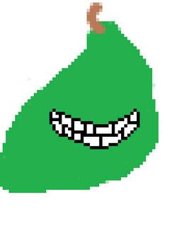 Oh Wow A Pear by ImAVirgo