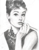 Audrey by kroriki