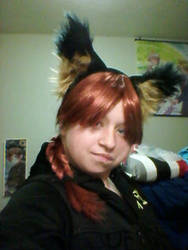 Cassidy Coyote Cosplay - WIP #1 by Looney-Girl2772
