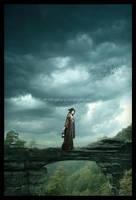 Stranger.. by arcangelic