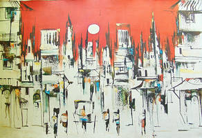 The City by imogene