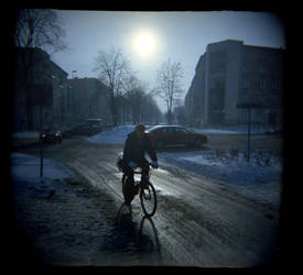 rider on the sun by vidi