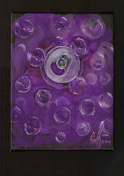 Have a Grape Day! 6x8 by scarab27