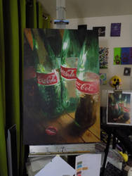 cokeBottles by scarab27