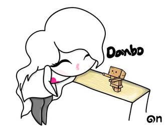 .. Comics -28- Danbo .. by nurah-at-n