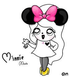 .. Comics -31- Minnie Mouse .. by nurah-at-n
