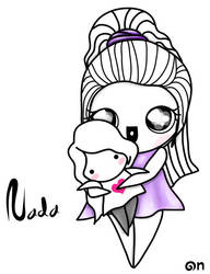 Comics -32- Nada and the doll by nurah-at-n