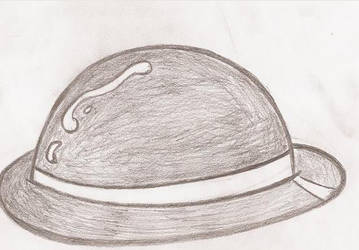 Hat by Flamboyant-Pencil