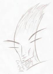 Samurai Guy by Flamboyant-Pencil