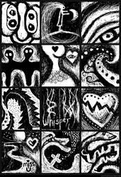 Doodle Set 009 by inventivedreams