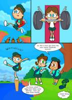 Scouts Training by EarthVStheDerek