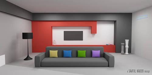 A Room by saifulkader