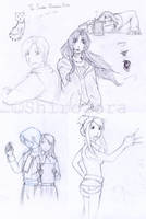 FMA Sketchdump I by Shirozora