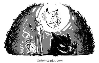 Pokemon GO Team by ben-saint