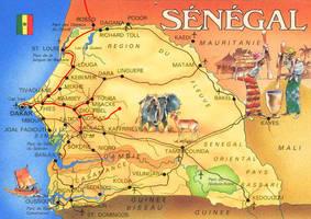 Pilgrimage Senegalese part by B3RG3R