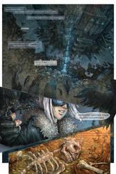 Oreia: chapter zero: 01 by RenieDraws