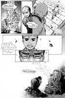 The Journey: pg3 by RenieDraws