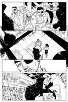 Punisher sample 3 by RenieDraws