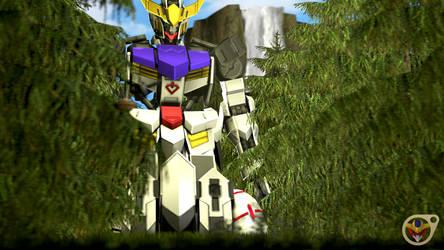 [SFM] Downed Gundam by Valvravex88
