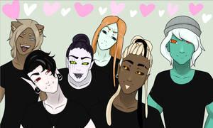 All the Single Ladies by egoetrexmeus