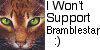 Bramblestar Stamp by BosleyBoz