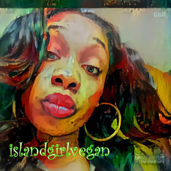 Jessica Dixon-islandgirlvegan by lordrakim