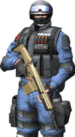 Render PointBlank #OOO11 by TheDamDamBW12
