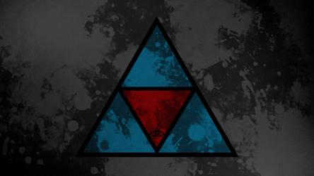 Wallpaper Logo Munrah by TheDamDamBW12