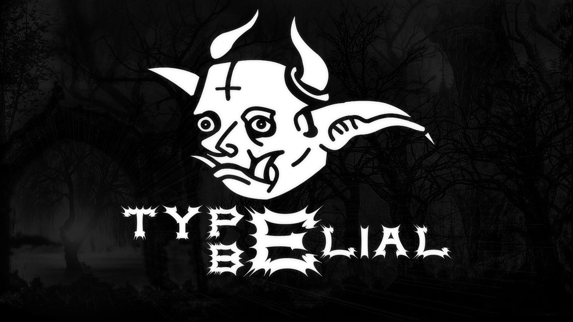 Wallpaper Band TYPE BELIAL by TheDamDamBW12