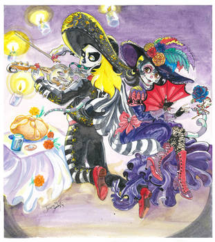 HalloweenBeetleBabescontest by Jeupe