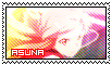 Asuna Stamp by klll100