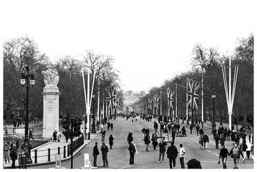 Buckingham Gardens by fredl