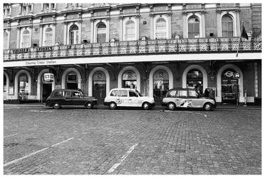 Taxis by fredl