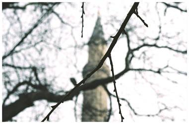hiden minaret by fredl
