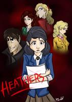 Heathers by Natsuko-Kuonji24