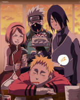 Happy Birthday Naruto! by IITheDarkness94II