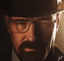 Heisenberg by RickyArt96