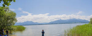 2017-08-13 Chiemsee Panorama 21 by mydas5