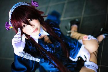 TGX 001 - Pandora Hearts Alice by garion