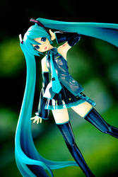 Hatsune Miku PVC figurine by Goodsmile 01 by garion