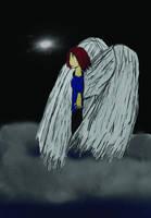 Angel in the Sky by Ninjaboy56