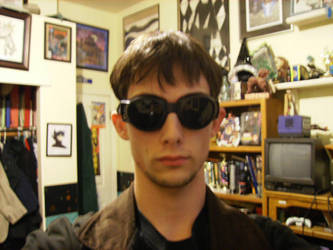 I got my goggles by Ninjaboy56