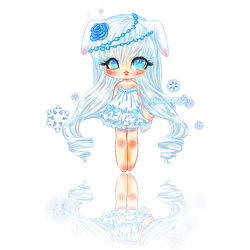 Snowii Frostii by Yioi