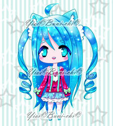 Adoptable Blue bby ::.. OPEN by Yioi