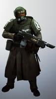 Guardsman (4) by SuperNinjaNub