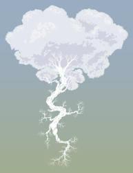 Heyoka's Lightning Tree by vastderp