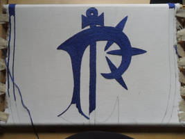 W.I.P Banner of Lordaeron (11, July) by MeeYungCreations